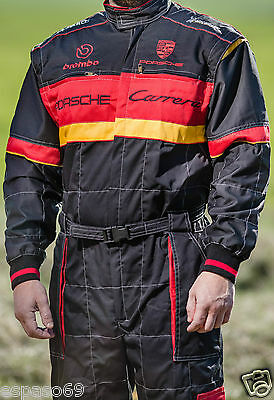 Mechanic Overall -Workwear Coverall - Racing Suit - Renn-Mechanikeroverall