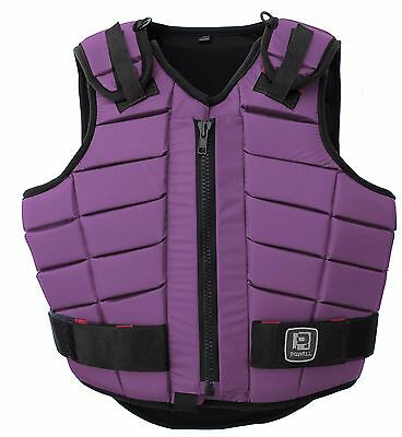 Rodney Powell Superflex Body Protector Purple Child Large Shop Clearance