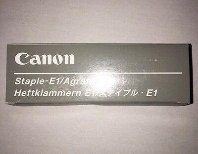 Genuine Canon 0251A001[AA] F23-5705-000 E1 Staples Staple Cartridge No. 500C