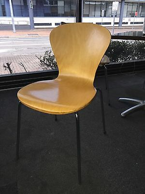Cafe Chairs x 20 - Plywood and Steel