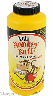 Anti Monkey Truck Driver Motorcycle ATV Bicycle Butt Calamine Dry Skin Powder