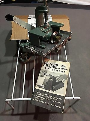 Fraser Cloth Cutting Machine