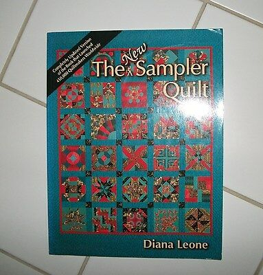 THE NEW SAMPLER QUILT by DIANA LEONA - Pick up Altona 3018 or Post at your cost