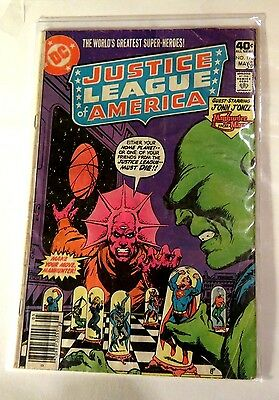 Justice League of America #178 DC Comics Bronze Age  CB1957