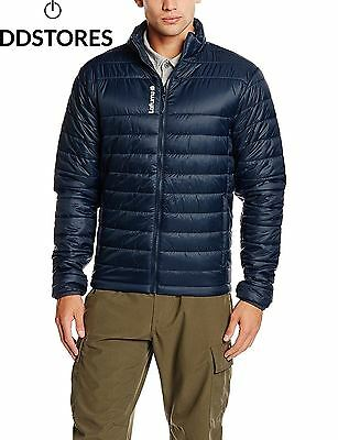 Lafuma Access Veste Homme, Anthracite Blue, FR M Taille Fabricant