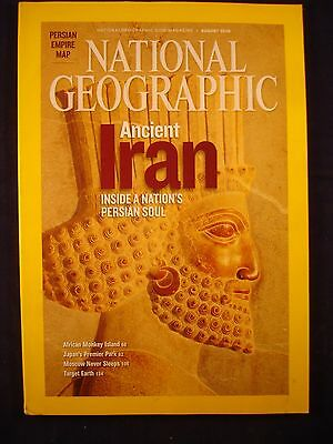 National Geographic - August 2008 - Ancient Iran