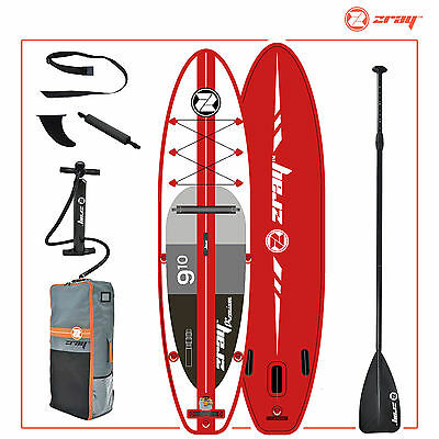 Zray SUP Pack A1 Premium 9'10'' + Paddle + Pump + Backpack