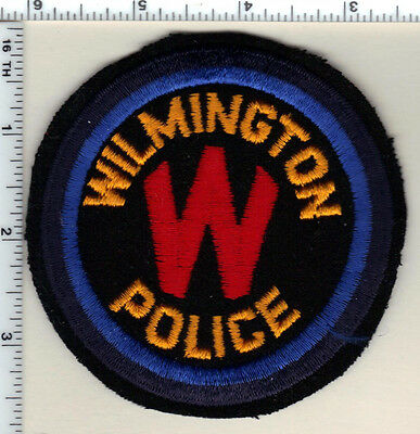 Wilmington Police (Delaware)) Shoulder Patch - new from the early 1980's
