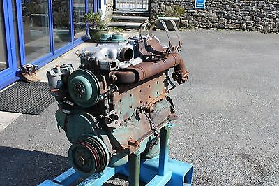 Om352 Mercedes Engine Unimog U900 1100 406 416 Mb Trac 813 1617 Good Runner