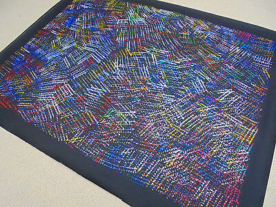 LOUISE NUMINA 100 x 77 cm Original Painting - Aussiepaintings Aboriginal Art