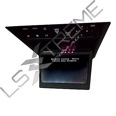 VE DVD RSE Rear Seat Entertainment VIN Linking Programming Service