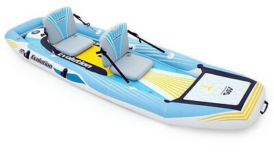 AQUAMARINA EVOLUTION iSUP + KAYAK 2-IN-1