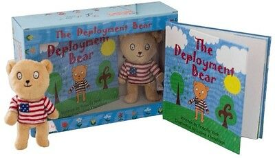 Children's Book Plush Toy Sets Lot of 900 Deployment Bear