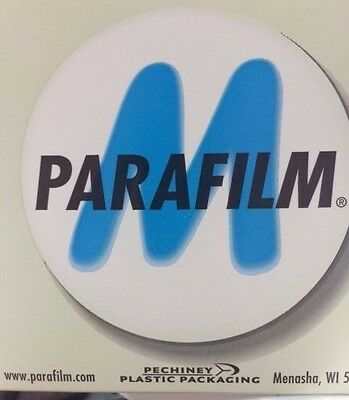 "Parafilm M. Pechiney 4"" x 125' Roll Laboratory Film"