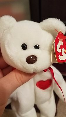 30411c1441e RARE  ONLY ONE ON EBAY! TY Valentino Beanie Baby - 2 Tush Tags! PVC ...