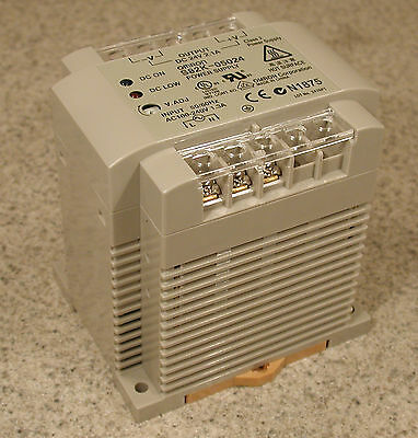 OMRON S82K-05024 DC Power Supply 24V 2.1A Lot of 2