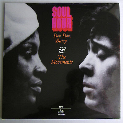 LP Dee Dee, Barry & The Movements - Soul Hour 1968 RE SONORAMA / Neu Sealed