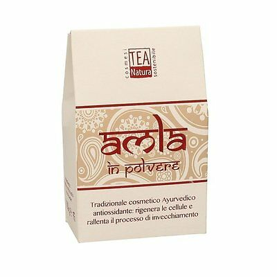 Tea Natura - Amla in polvere  Emblica Officinalis 100g