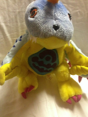 """Digimon - Gabumon Soft Toy 15"""" H - Play by Play"""
