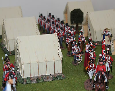 King And Country Na194 Napoleonic Coldstream  Guard Toy Soldiers Boxed Britains