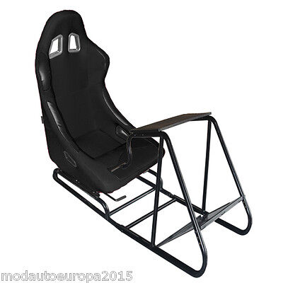 Playseat (Estructura + Baquet)