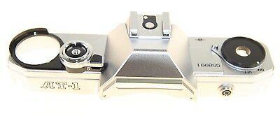 Canon At-1 New Top Cover For 35Mm Film Camera Genuine Made By Canon