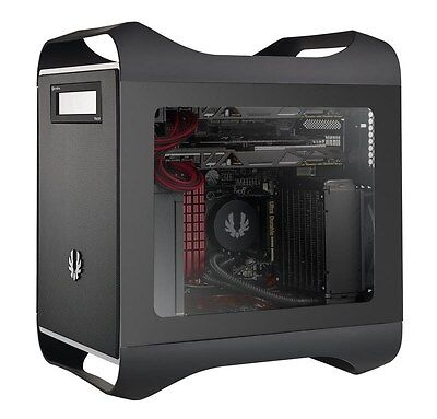 BitFenix Prodigy M Window Side Panel - Black