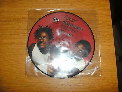 Fun Boy Three 1983  Uk 7''  Picture Disc The Telephone Always Rings  In  Ex  Con