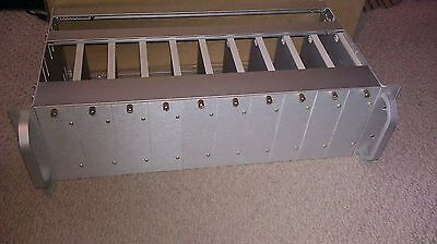 Backplane Rack Mount Card Cage Vector ccm-13 Universal kit  vintage cma 3a16