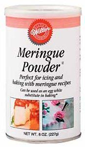 Wilton Meringue Powder -  8 oz