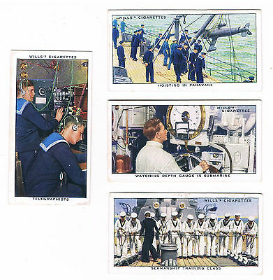 Military Lot 40 > Vintage WWII LIFE in the ROYAL NAVY (4) Telegraphist Paravane