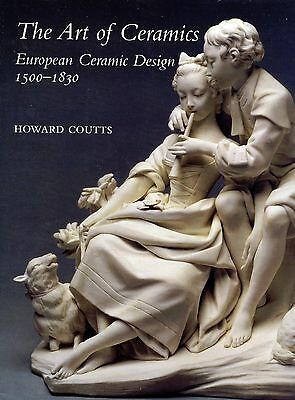 European Antique Ceramics (1500-1830) Types Makers Dates / Scarce In-Depth Book