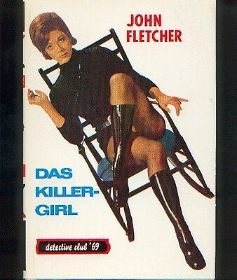 "Fletcher, John  ""Das Killer-Girl""   (Zust. 0-)   kLb"