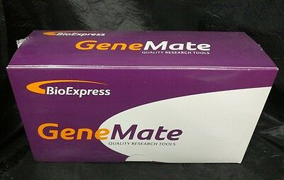 GeneMate Pipet Tip Reloads Low Retention Nonsterile P-1236-200 Case of 4800 NEW