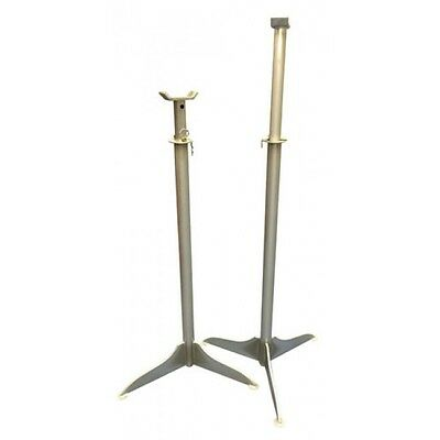 High Lift Axle Stands 4 Ton Pair - NEW - FREE DELIVERY - BAS0044