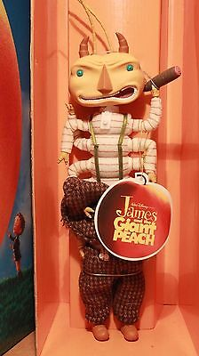 "James and the Giant Peach 11"" Centipede Collectible Doll Figur Brand New Disney"