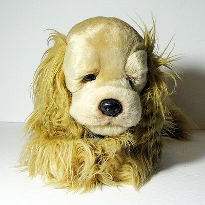 Cocker Spaniel Puppy Dog Stuffed Animal Plush Yomiko Classics Russ - Tags