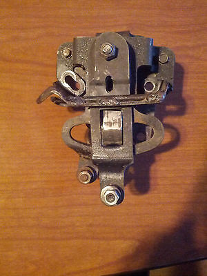 1969 Ford 4 speed Toploader shift gate. Shelby, Mustang,Cougar, Torino Falcon