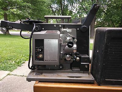 bell & howell 16mm projector. Original condition.
