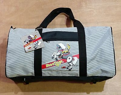 Bravestarr Bags of Adventure - Vintage 1987 Duffel bag / Holdall - New with tag