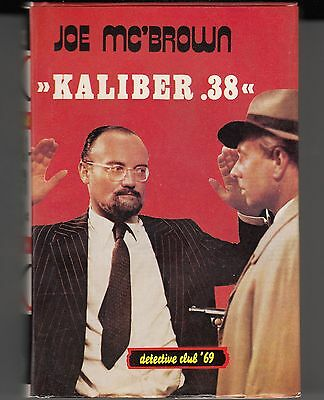 "McBrown, Joe  ""Kaliber '38""   (Zust. 0-)   kLb"