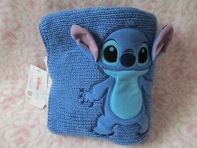 Disney Tokyo Stitch Knitted Baby Blanket / Small Throw- New