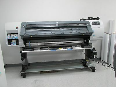 HP Designjet L25500 Wide Format Latex Printer 60 Inch