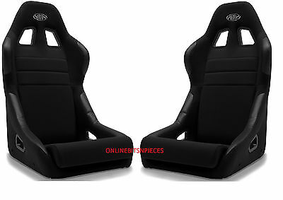 SAAS Fixed Back Race Seat MACH 2 , Club Racing, Drift, Street ADR Approved