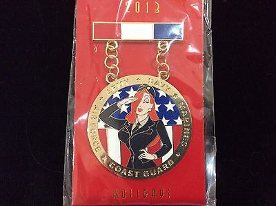 WDI Cast Member Exclusive Jessica Rabbit 4th of July, 2013 **NEW**LE250