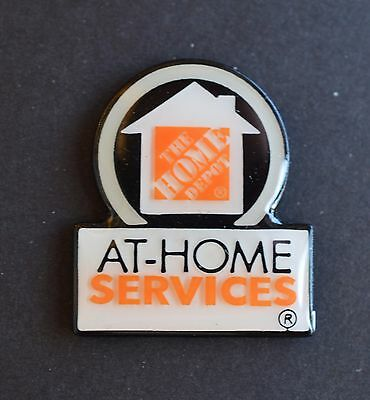 Home Depot At Home Services Apron Pin