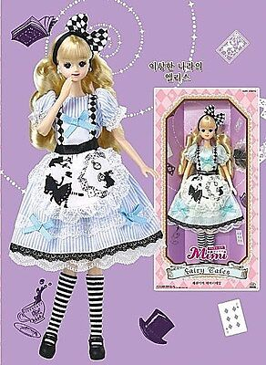 Korean Doll  Mimi   NEW   fairy tales  Alice in Wonderland