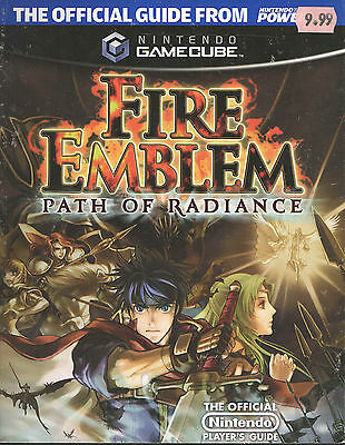 Fire Emblem: Path of Radiance Official Nintendo Player's Guide