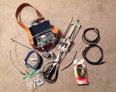 Wildlife Materials TRX-1000S  Dog Tracking System