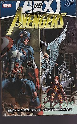 AVENGERS BY BRIAN MICHAEL BENDIS PREM HC VOL 04 AvX